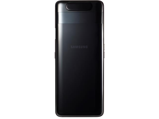 "Smartphone Samsung Galaxy A80 128GB 8GB 6.7""Câm 48+8+Rotativa 3D Preto - 6"