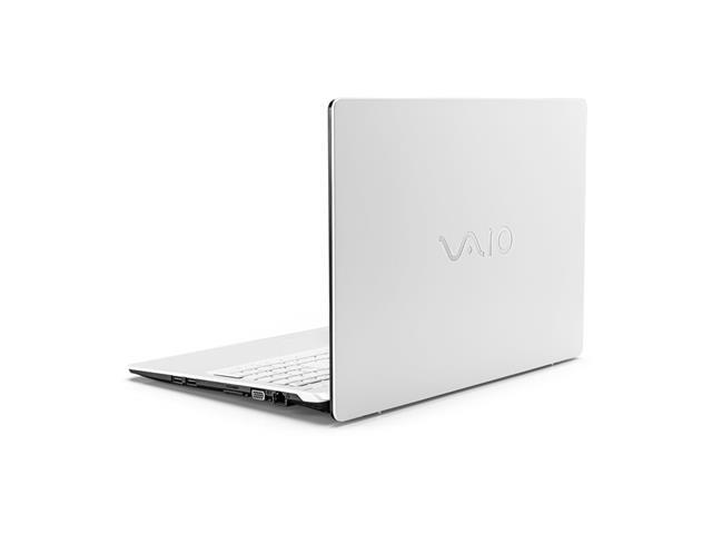 "Notebook VAIO® Fit 15S Core™ i5 8GB 1TB Tela 15,6"" Windows 10 Branco - 5"