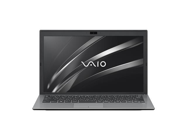 "Notebook VAIO® S13 Core™ i7 8GB 256GB SSD 13.3"" Full HD Win 10 Prata"