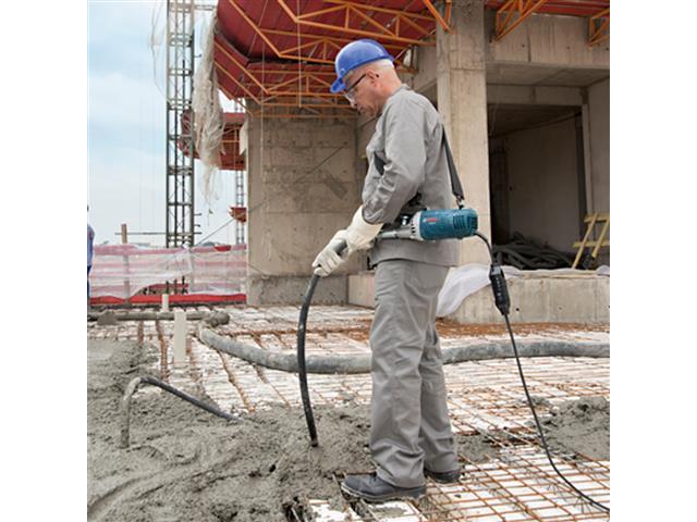 Vibrador de Concreto Bosch GVC 22 EX com Mangote - 2