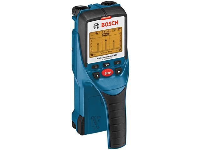 Detector de Materiais Bosch Digital D-TECT 150 Profissional