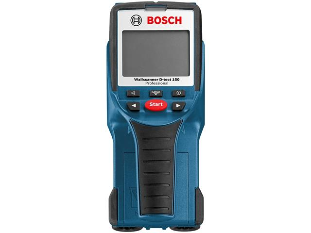 Detector de Materiais Bosch Digital D-TECT 150 Profissional - 1