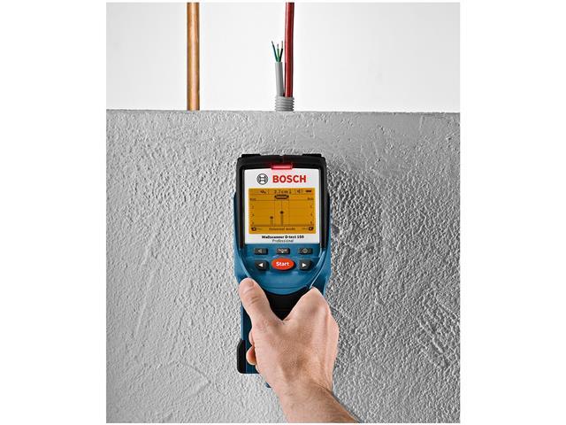 Detector de Materiais Bosch Digital D-TECT 150 Profissional - 3
