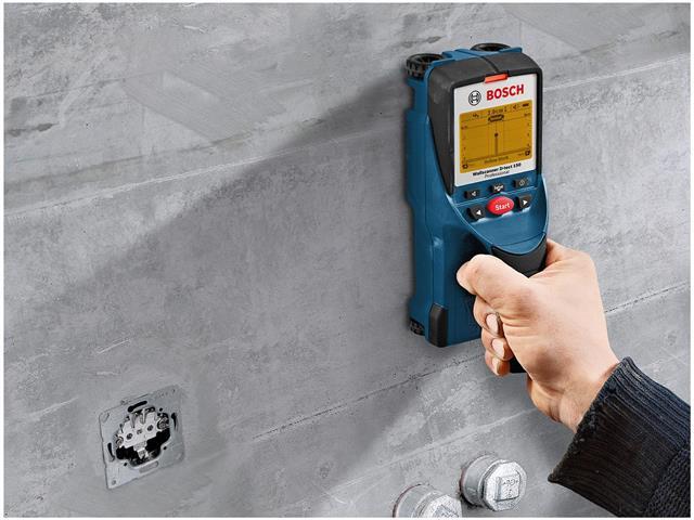 Detector de Materiais Bosch Digital D-TECT 150 Profissional - 4