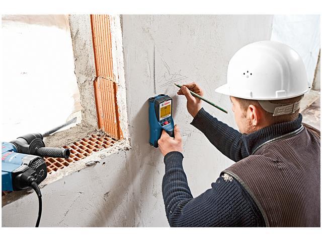 Detector de Materiais Bosch Digital D-TECT 150 Profissional - 6