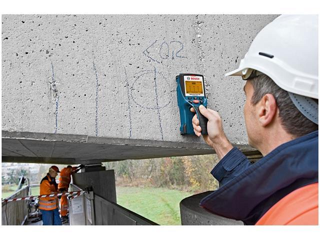 Detector de Materiais Bosch Digital D-TECT 150 Profissional - 7