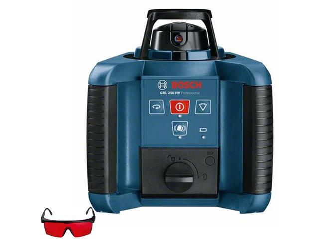 Nível à Laser Bosch GRL 250 HV Rotativo