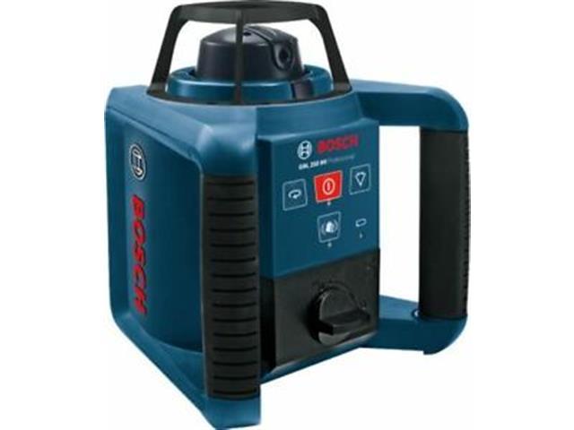 Nível à Laser Bosch GRL 250 HV Rotativo - 1