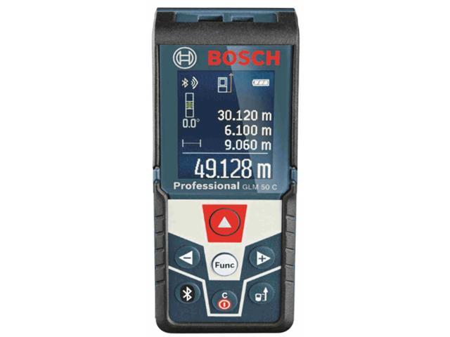 Trena à Laser Bosch GLM 50C com Função Bluetooth 50 Metros - 2