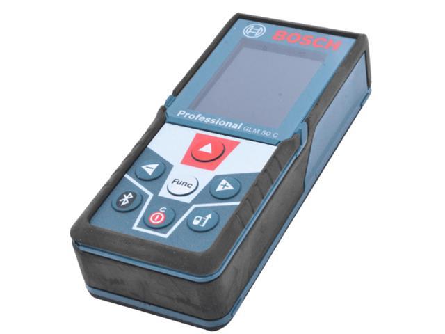 Trena à Laser Bosch GLM 50C com Função Bluetooth 50 Metros - 3