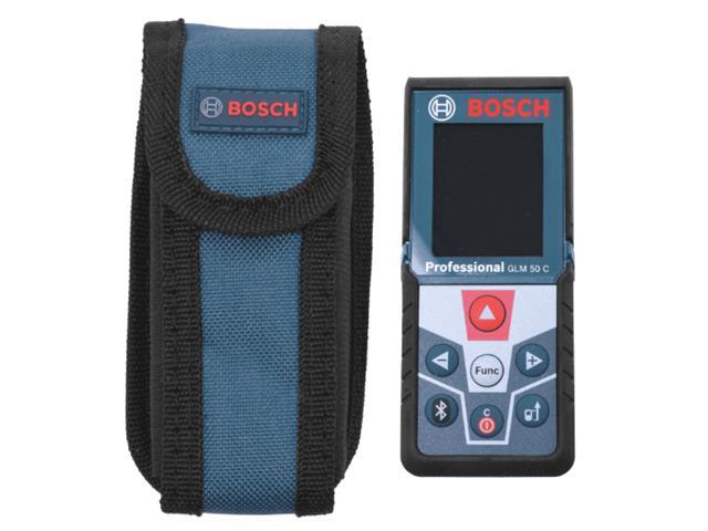 Trena à Laser Bosch GLM 50C com Função Bluetooth 50 Metros