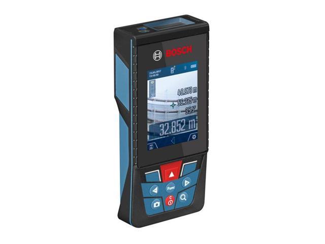 Trena à Laser Bosch GLM 120C com Função Bluetooth 120 Metros - 1