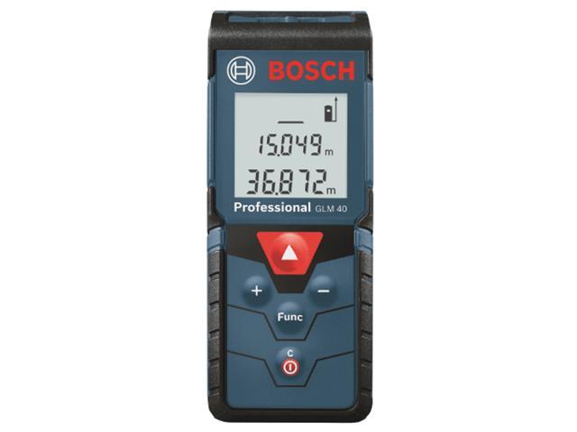 Trena à laser Bosch GLM 40 Metros - 1
