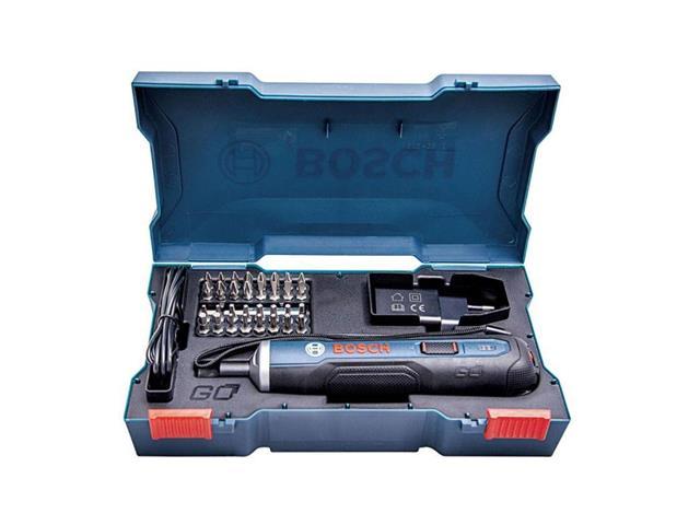 Parafusadeira à Bateria Bosch GO 3,6V com 33 Bits - 2