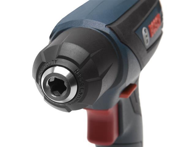 """Parafusadeira e Furadeira Bosch 1/4"""" 12V GSR1000 Smart Bivolt - 2"""