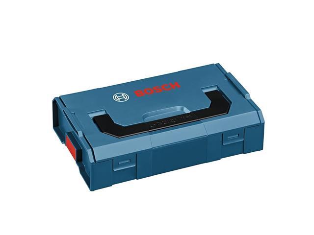 Mini Maleta Bosch L-Boxx para Organização e Transporte de Acessórios