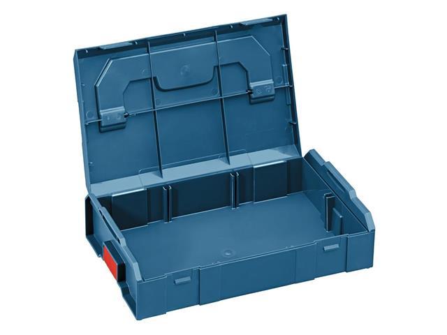 Mini Maleta Bosch L-Boxx para Organização e Transporte de Acessórios - 1