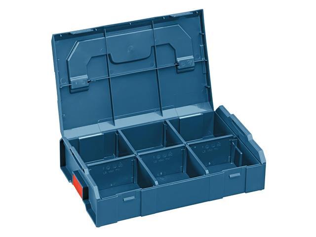 Mini Maleta Bosch L-Boxx para Organização e Transporte de Acessórios - 2