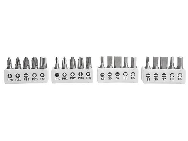 Conjunto de Ferramentas Bosch V-Line com 91 Peças - 3