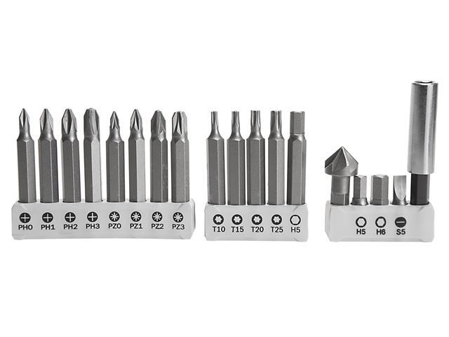Mala de Ferramentas Bosch V-Line com 83 Unidades - 5