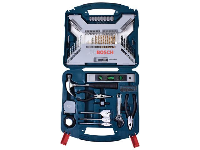 Kit de Acessórios Bosch X-Line com 103 Unidades - 2