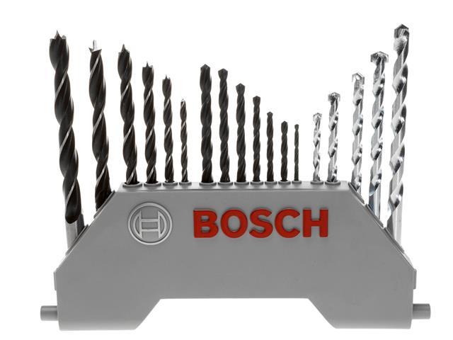 Mala de Acessórios Bosch X-Line com 33 Unidades - 1