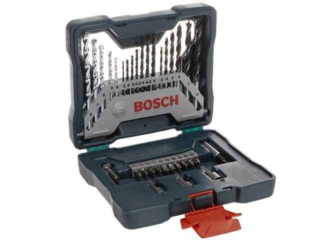 Mala de Acessórios Bosch X-Line com 33 Unidades - 4
