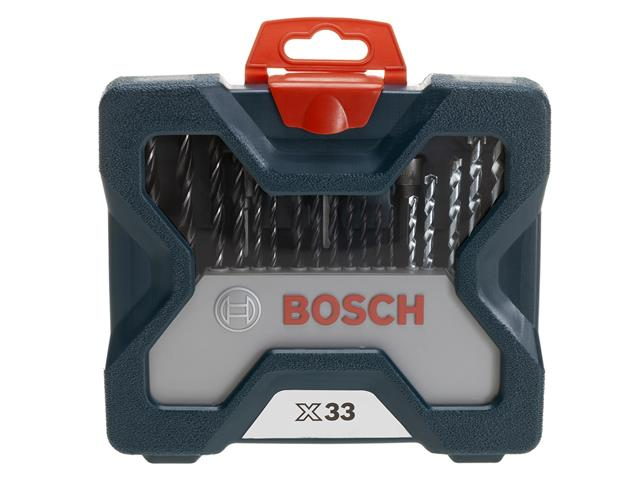 Mala de Acessórios Bosch X-Line com 33 Unidades - 5