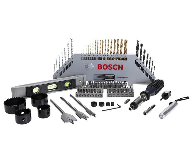 Conjunto de Ferramentas Bosch X-Line Titânio 100 Peças - 1