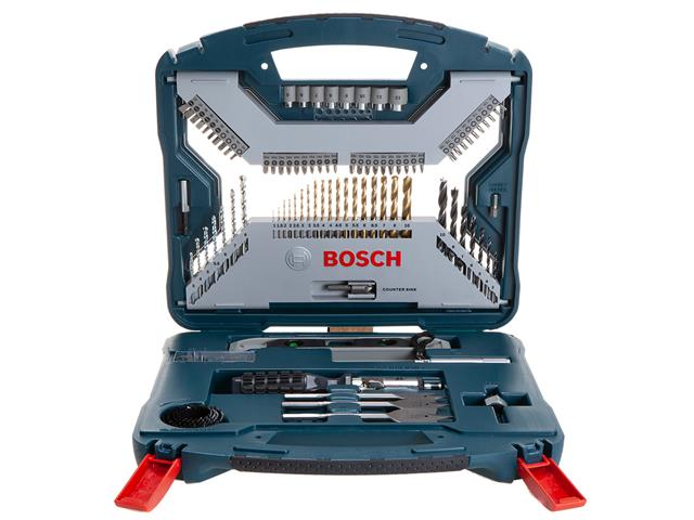Conjunto de Ferramentas Bosch X-Line Titânio 100 Peças - 8