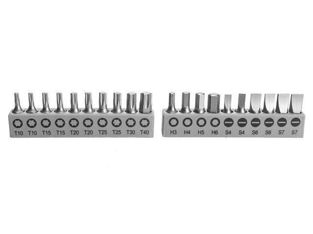 Conjunto de Ferramentas Bosch X-Line Titânio 100 Peças - 6