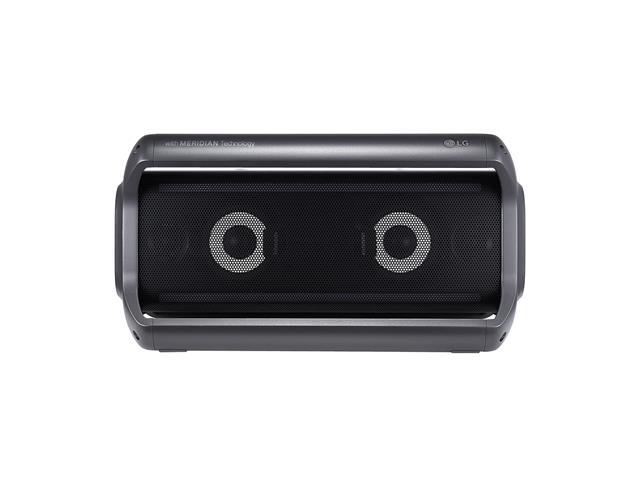 Caixa de Som Portátil Bluetooth LG XBoom Go PK7 USB 40W - 1