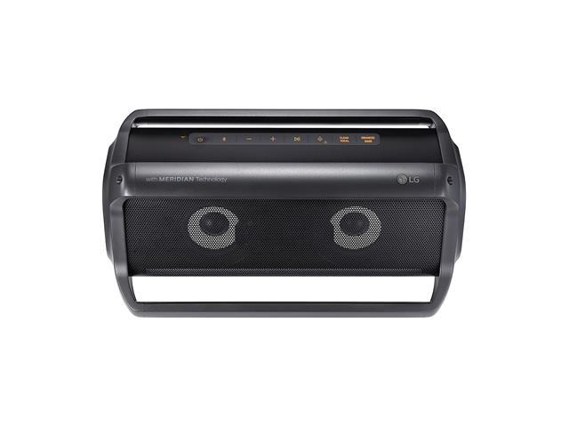 Caixa de Som Portátil Bluetooth LG XBoom Go PK7 USB 40W - 3