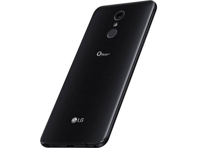 Smartphone LG Qnote+ 4G 64GB Dual Chip Tela 6.2 CAm 16MP+5MP Preto - 9