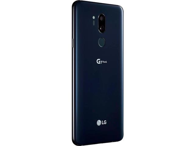 Smartphone LG G7 ThinQ 4G 64GB Duos Tela 6.1 CAm 16MP+16+8 QHD Preto - 5