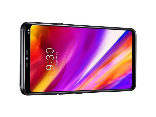 Smartphone LG G7 ThinQ 4G 64GB Duos Tela 6.1 CAm 16MP+16+8 QHD Preto - 2