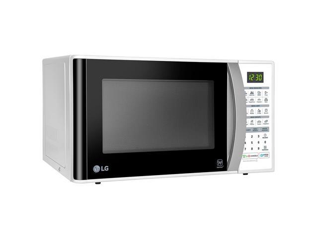 Micro-ondas Solo 30L LG EasyClean™ 16 Programas 800W Branco  - 2