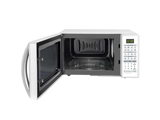 Micro-ondas Solo 30L LG EasyClean™ 16 Programas 800W Branco  - 3