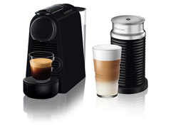 Combo Cafeteira Nespresso Essenza Mini Matt Black + Aeroccino 3 110V - 1