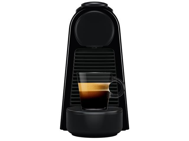 Combo Cafeteira Nespresso Essenza Mini Matt Black + Aeroccino 3 220V - 5