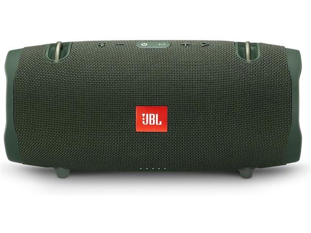 Caixa de Som Bluetooth JBL Xtreme 2 à prova d'água 40W Verde - 1