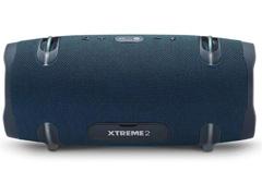 Caixa de Som Bluetooth JBL Xtreme 2 à prova d'água 40W Azul - 2