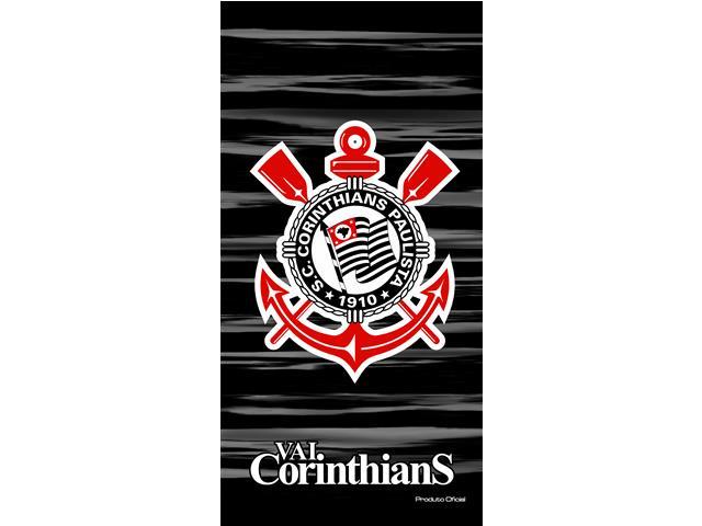 Toalha de Banho Buettner Brasão Corinthians