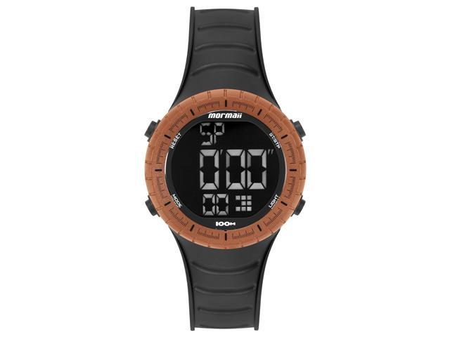 Relógio Mormaii Masculino MOY1554AB/8L Preto Digital