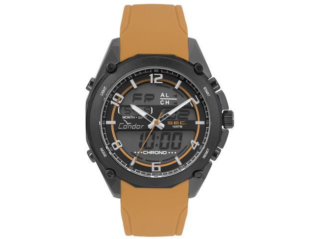Relógio Condor Masculino COY121E6AE/2P Grafite Digiana