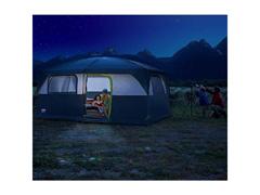 Barraca de Camping Coleman Prairie Breeze para 9 Pessoas - 5