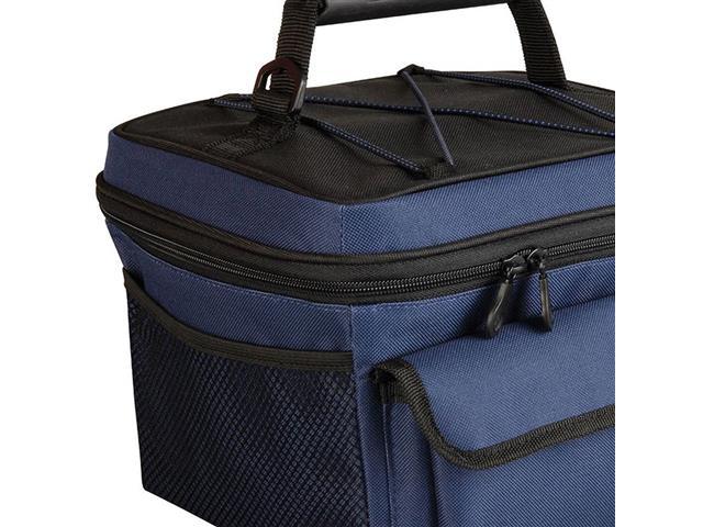 Bolsa Térmica Coleman Azul 10 Latas - 1