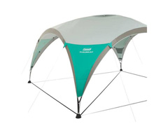 Tenda Gazebo Coleman All Day Estrutural 3,7x3,7x2 Metros - 1