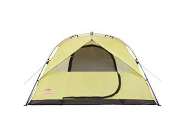 Barraca Coleman Instant Dome para 4 Pessoas 2,44x2,13x1,23 Metros - 1
