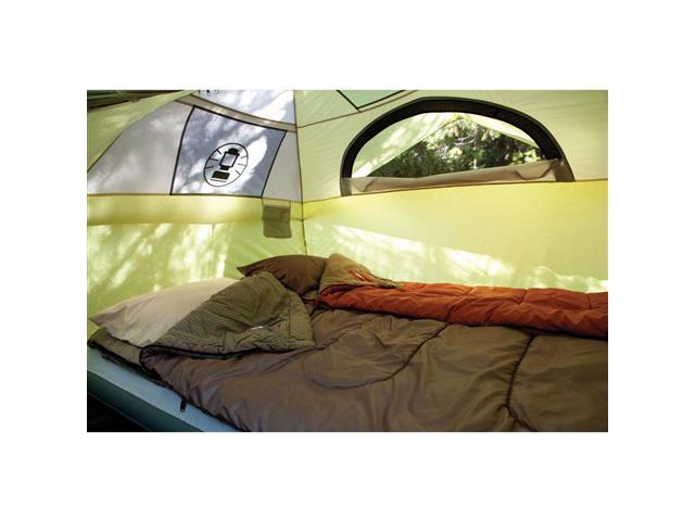Barraca Coleman Instant Dome para 4 Pessoas 2,44x2,13x1,23 Metros - 4